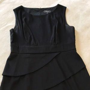 Dress Barn Black Sleeveless Dress